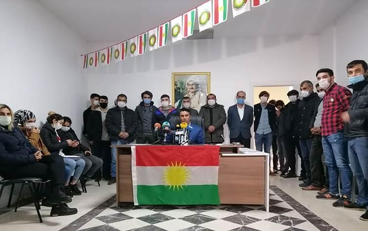 Kürt siyasetine Kürt Demokrat Partisi adıyla yeni bir parti girdi