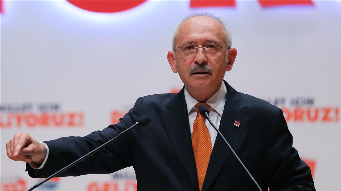 Kılıçdaroğlu'ndan Erdoğan'a AİHM tepkisi: Kimsin sen?