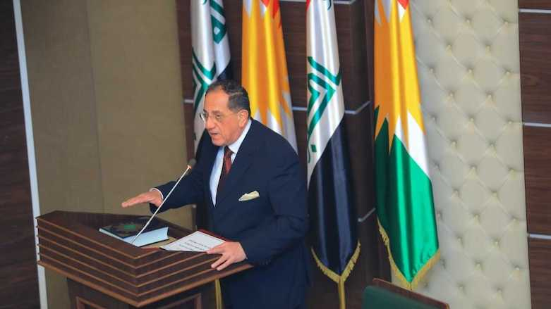 Kemal Etruşi, Kürdistan Parlamentosu'ndan güven oyu aldı!