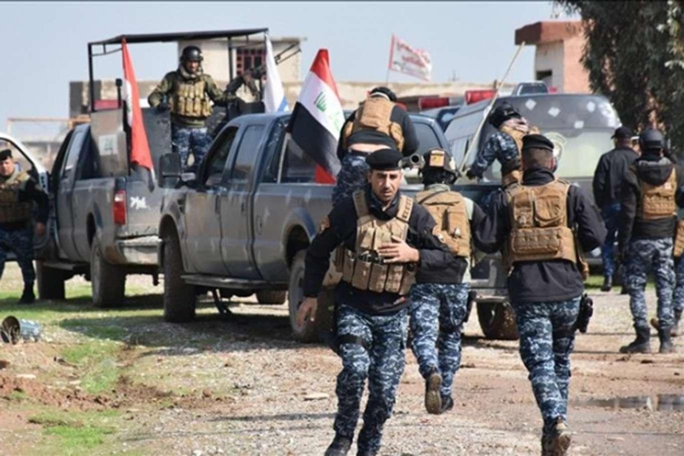 Kerkük'te meydana gelen patlamada 3 Iraklı asker öldü!