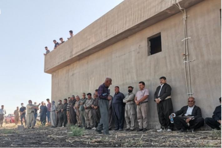 Kerkük | Kürtlerin aleyhinde tarım arazilerine müdahalede bulunuluyor!