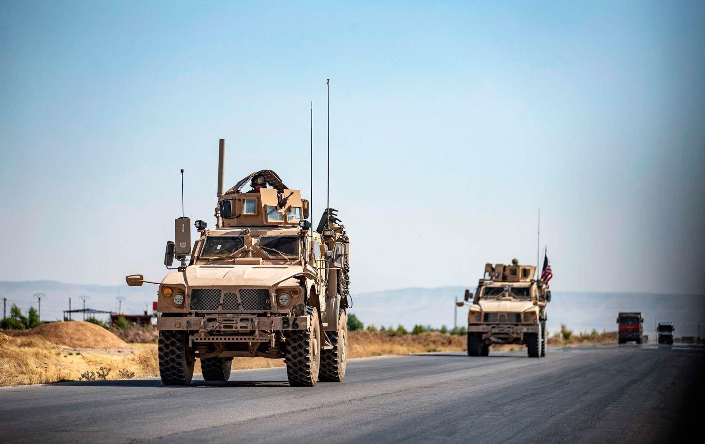 Koalisyondan Rojava'ya yeni yardım konvoyu