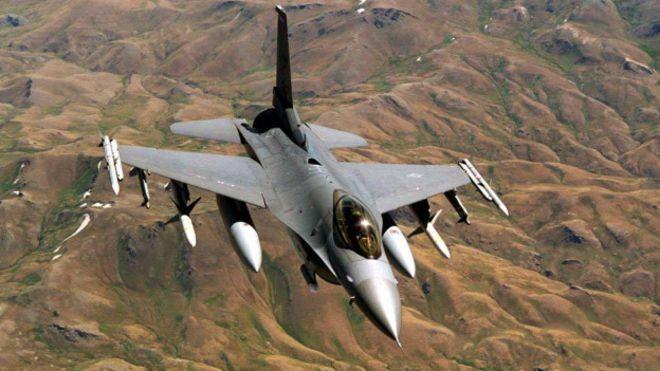 Kerkük | Koalisyon'dan IŞİD'e hava operasyonu!