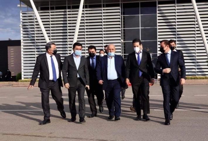 Kürdistan Bölgesi Heyeti, PDK ve YNK temsilcileriyle görüşecek
