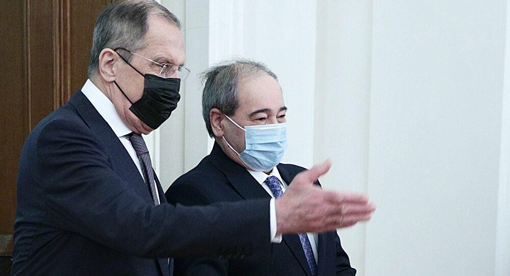 Suriye ve Rusya'dan BM'de ortak hareket etme kararı!