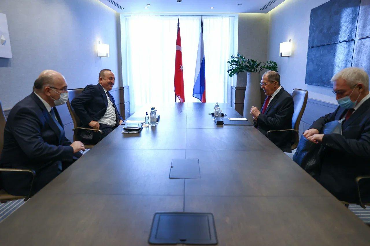 Lavrov: Türkiye ile askeri-teknik işbirliğimizi sürdüreceğiz