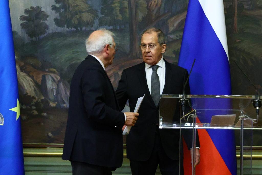 Rusya'dan Borell'e tepki!