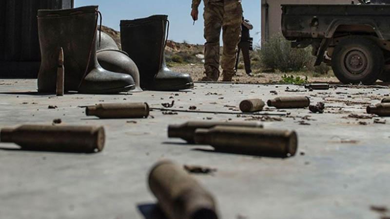 Libya | Hafter güçlerinin komutanı suikast sonucu öldürüldü!