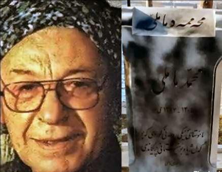 Ünlü Kürt şarkıcının mezarına çirkin saldırı!