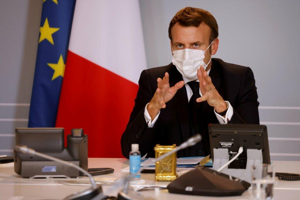 Fransa   Macron'dan 'neredeyse etkisiz' açıklaması