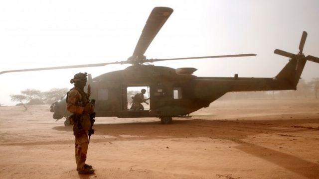 Mali'de Fransız askerlere yönelik bombalı saldırı!