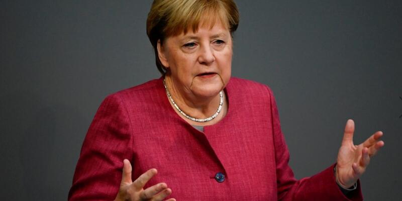Angela Mergel'den Hamas açıklaması