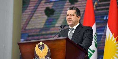 Başbakan Süleymaniye ve Halepçe için 35 milyar dinar ödenek ayırdı