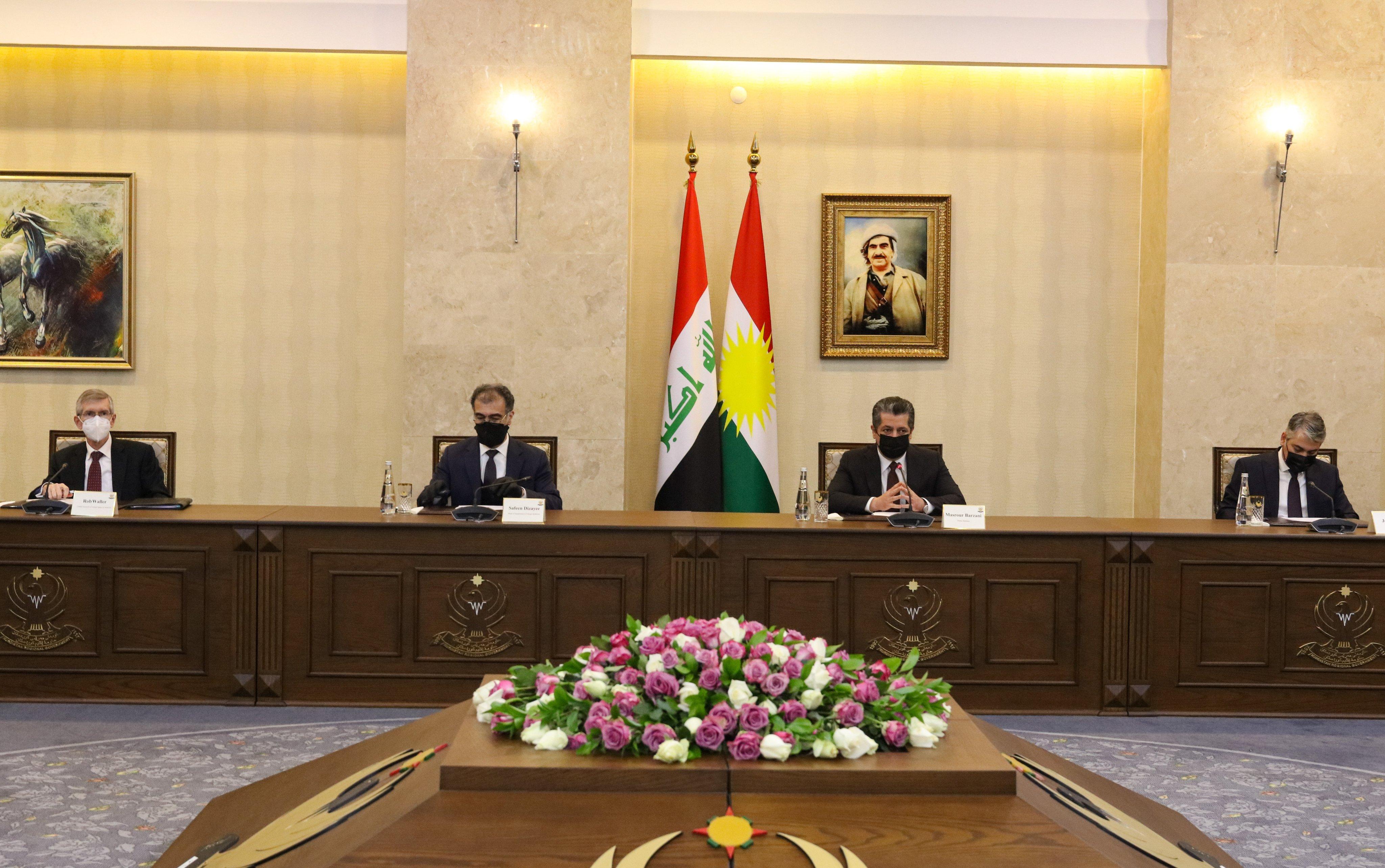 Başbakan: Kürdistan, Ortadoğu'nun istikrarında önemli bir faktördür