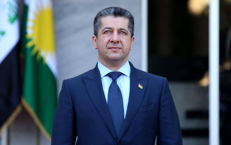 Mesrur Barzani: Kürdistan Bayrağı hepimizin ulusal nişanesidir