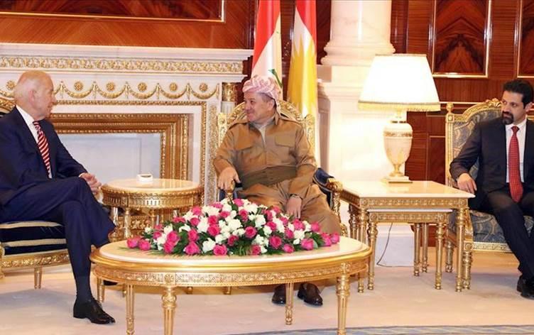 Başkan Barzani'den Joe Biden'a tebrik mesajı