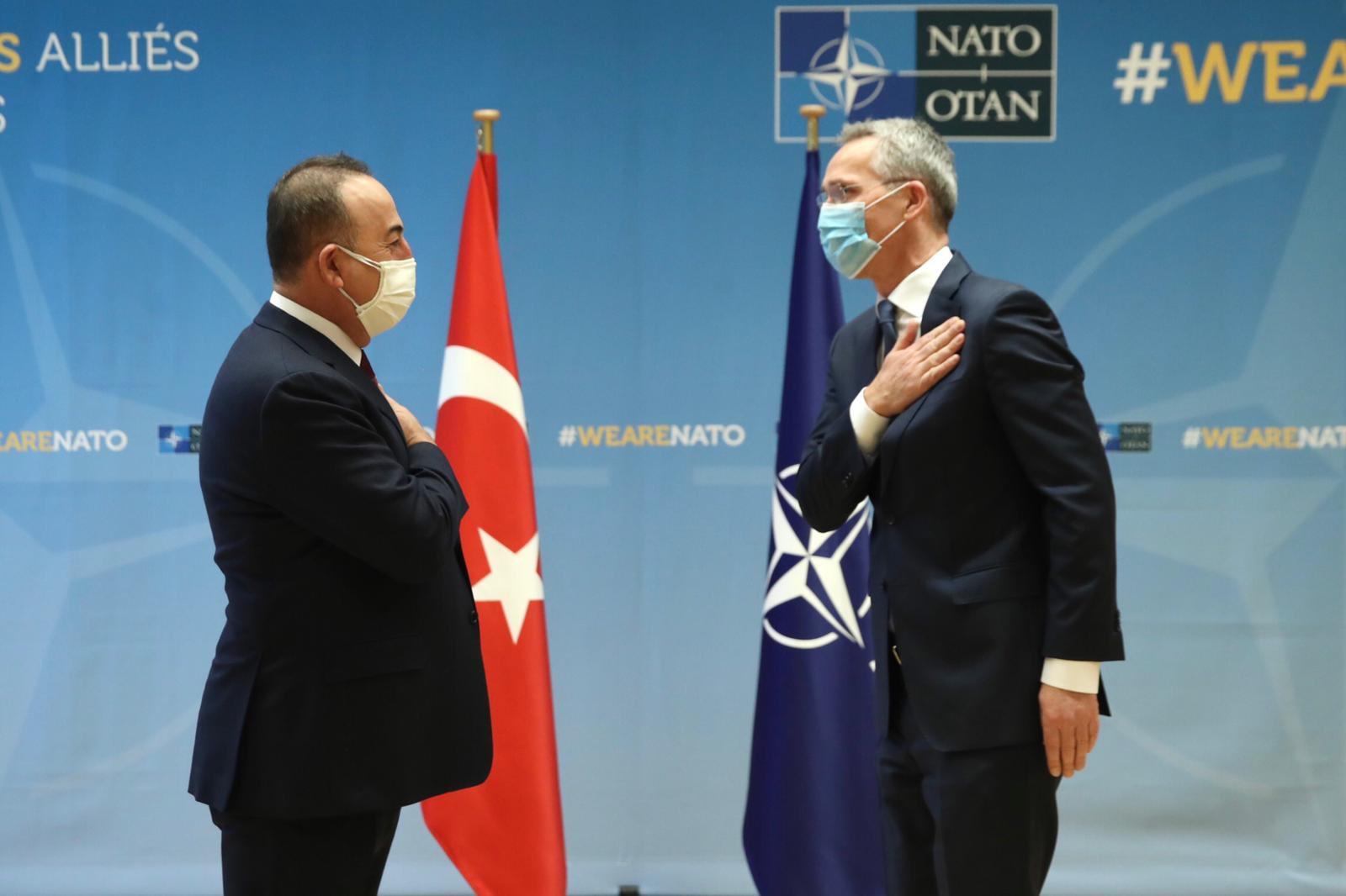 Çavuşoğlu: Irak'ta NATO'yu desteklemeye devam edeceğiz!
