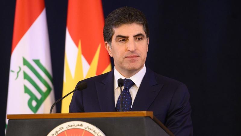 Neçirvan Barzani'den yeni yıl mesajında Irak Parlamentosu'na tepki!