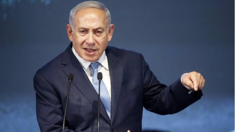 Netanyahu'dan UCM'nin kararına tepki: Bu tamamen antisemitizmdir!