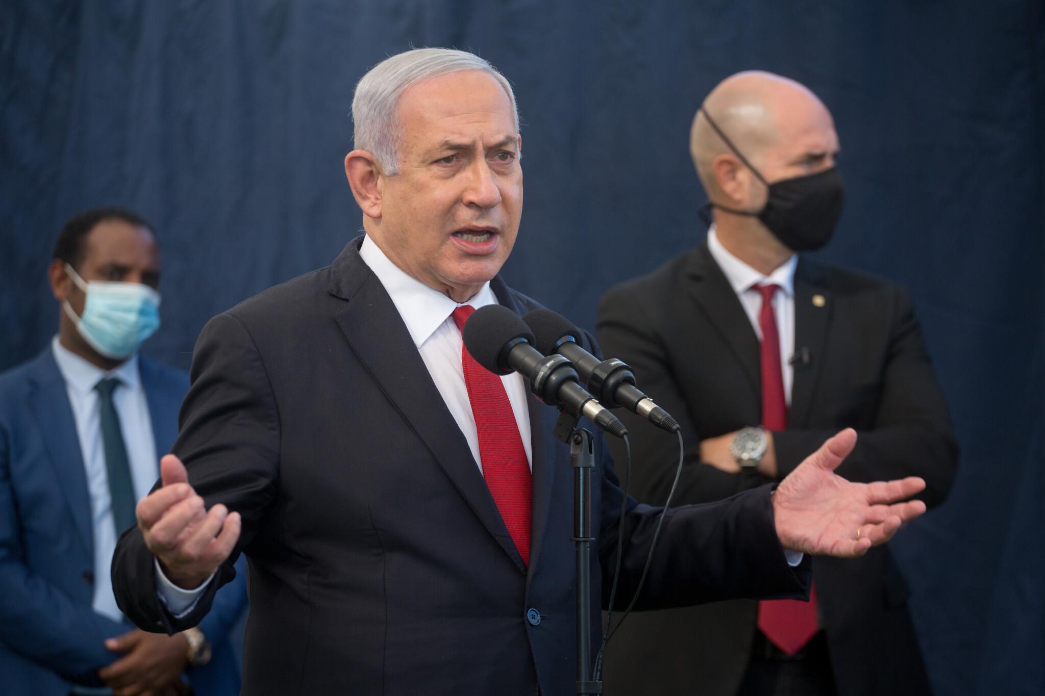 Netanyahu: Kongre binasına saldırılması utanç verici