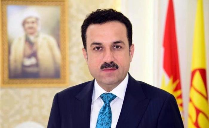 Başkent Erbil'in yeni valisi belli oldu