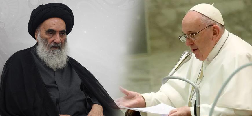 Papa Francis, Şiilerin lideri Sistani ile görüşecek