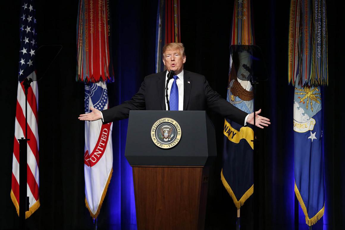 """""""Trump yeni bir siyasi parti kuracak"""" iddiası!"""