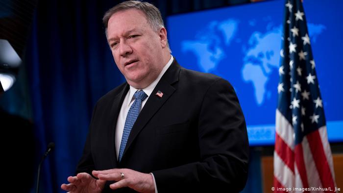 Pompeo'dan Afganistan'a: Taraflar barış için bir yol belirlemeli