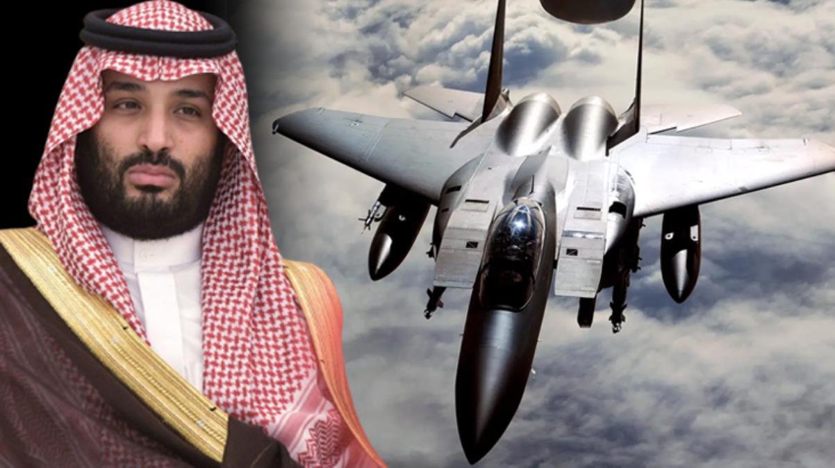 Suudi Arabistan Türkiye'ye gözdağı vermek için Yunanistan'a savaş uçağı gönderiyor!