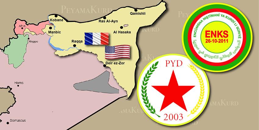 PYNK ile ENKS arasındaki müzakereler ABD garantörlüğünde yeniden başlıyor!