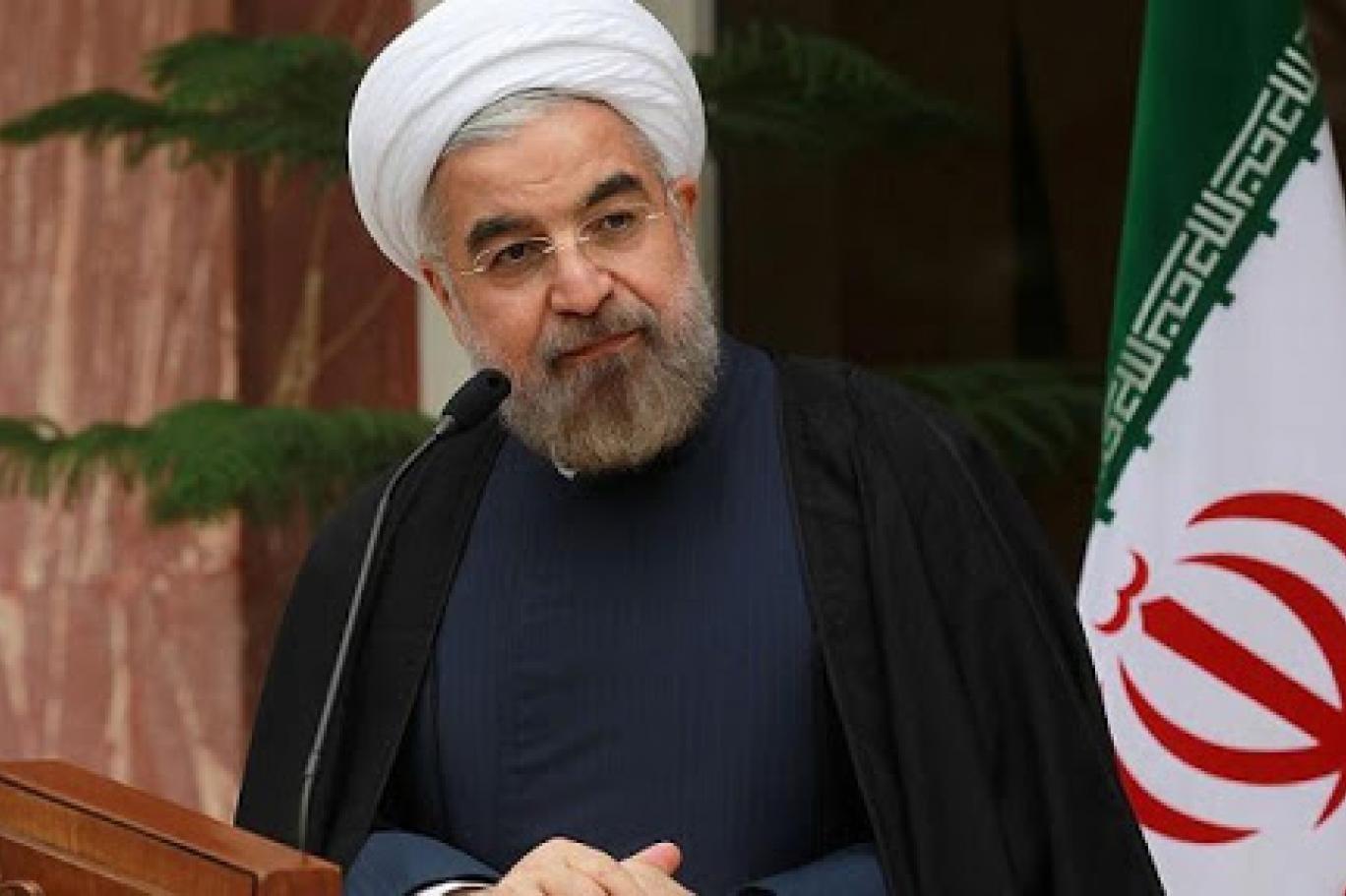 Ruhani'den Biden'a çağrı: Trump öldü ve nükleer anlaşma hala yaşıyor!