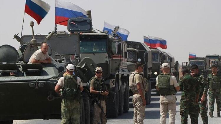 Rusya'dan DSG'ye: Kritik bölgeyi Suriye ordusuna teslim edin!
