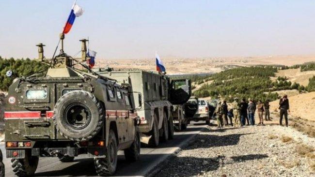 Rusya ve Türkiye'den Rojava'da ortak devriye!