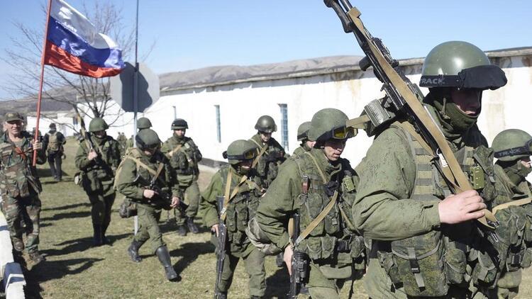 Rusya, rejim askerlerine verdiği eğitimi hızlandırdı