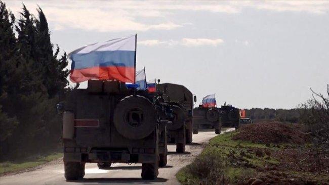 Rusya'dan Haseke'ye askeri sevkiyat!