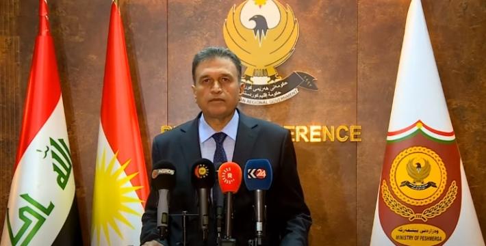 Peşmerge Bakanlığı: YPG'liler Peşmerge noktasına saldırdı!