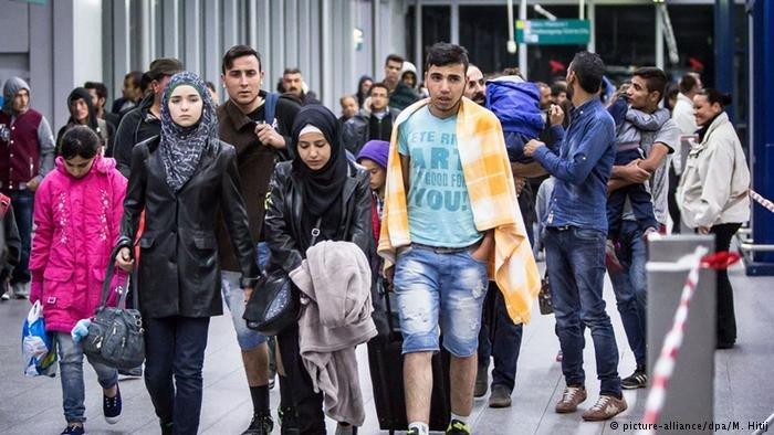 Almanya: Suçlular, Rojava ya da Türkiye'nin kontrolündeki bölgelere gönderilsin