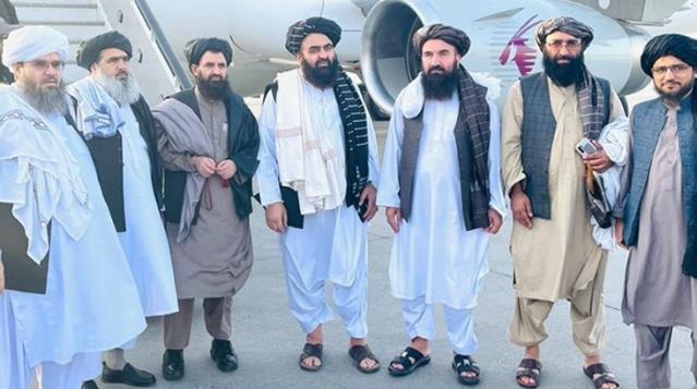 Taliban'dan Türkiye'ye üst düzey ziyaret!