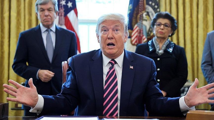 Trump: Mahkeme bizi hayal kırıklığına uğrattı