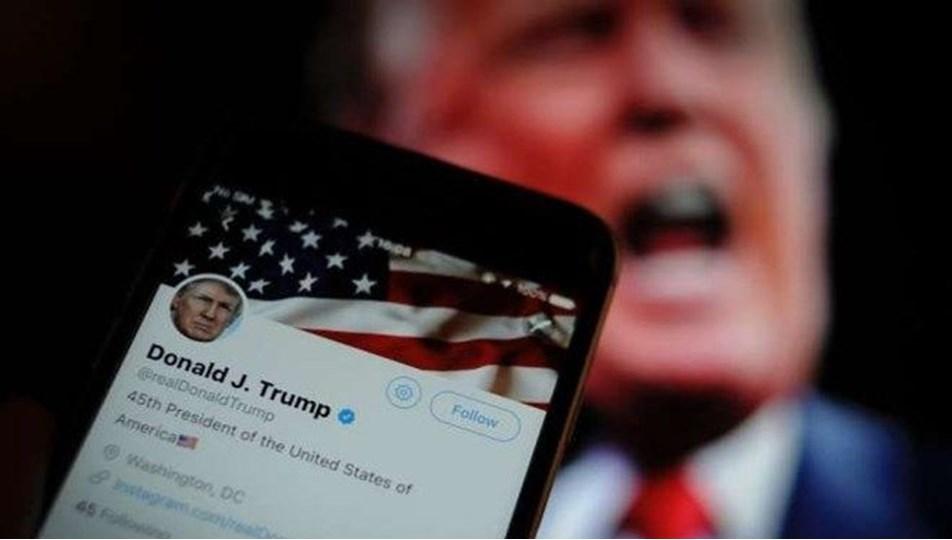 Trump: Twitter, radikal sol ile çalışarak beni susturmaya çalışıyor!