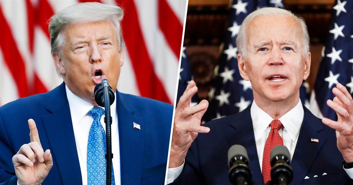 Trump: 2024 seçimlerini dört gözle bekliyorum!