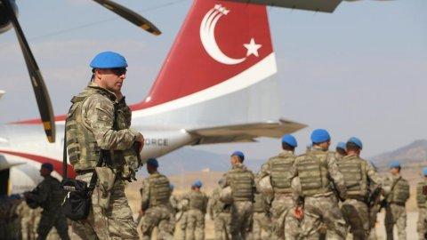 TSK, Irak'a asker gönderdi!