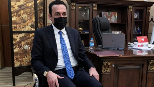 Erbil Valisi, Ramazan'da fırsatçılara müsaade etmeyeceklerini belirtti!