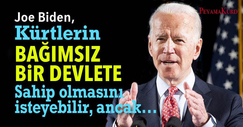 Kürtlerin sadık dostu görünen Biden, neler yapabilir ve yapamaz?