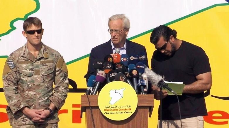"""""""ABD, Rojava'da bir Kürt devletinin kurulmasını desteklemiyor"""""""