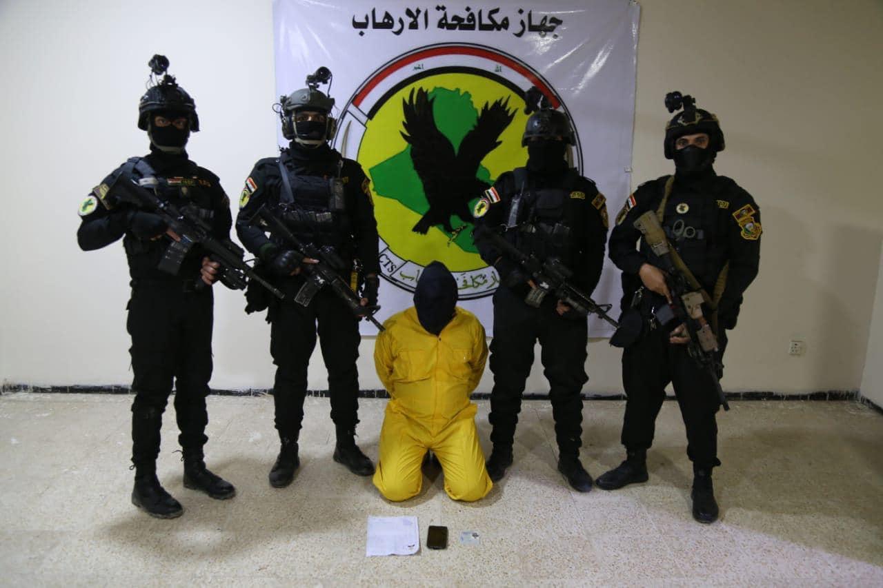 Kerkük ve Selahaddin'de 8 IŞİD'li tutuklandı!