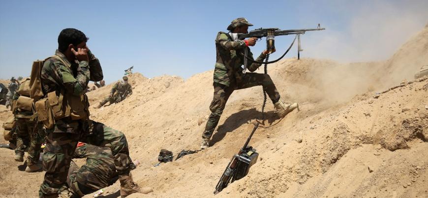 IŞİD'ten Irak askerlerine saldırı: 2 ölü, 1 yaralı!
