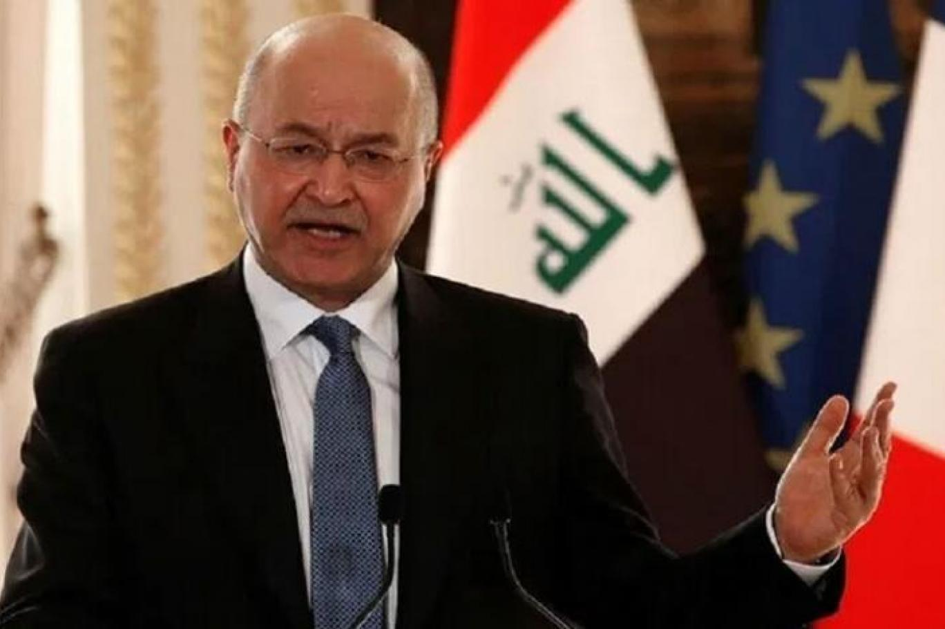 Irak hükümetinden 'yeni bir siyasi sözleşme' sinyali!