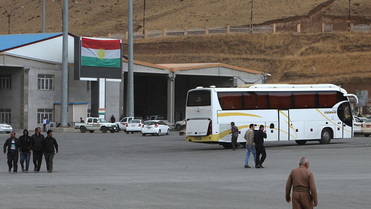 İran ile Kürdistan Bölgesi arasında yeni sınır kapısı!