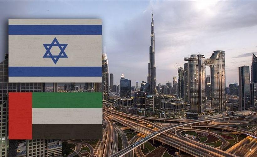İsrail ve BAE'nin ticaret hacminde büyük artış